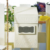 L'urne boite aux lettres rétro