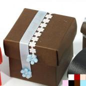 Les 10 boîtes à dragées cube