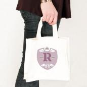 Le sac en coton personnalisé chêne