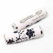 Les 24 emballages pour rouleau floral moderne