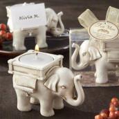 Le bougeoir éléphant porte nom