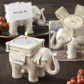 Le bougeoir éléphant
