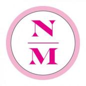 Le sticker personnalisé monogramme
