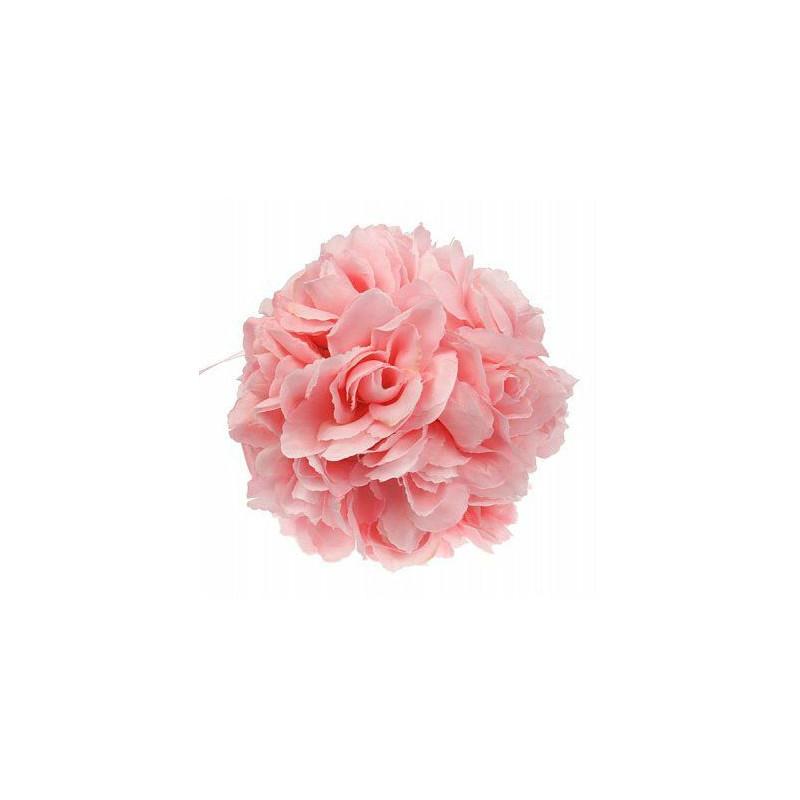 Boule de fleur mariage centre de table mariage - Poser de la pelouse artificielle ...