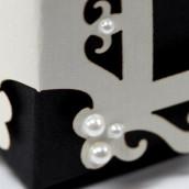 Les mini perles autocollantes