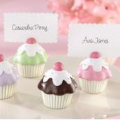 Les 4 porte noms cupcake