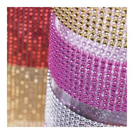 Le ruban en strass (7 coloris)