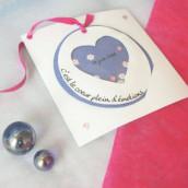 Décoration de mariage thème surprise : faire-part shaker box