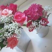 Esprit récup : des vases métal à peu de frais