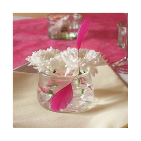 Pot yaourt recup photophore for Decoration de pot en verre