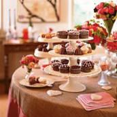 Thème de mariage : la gourmandise