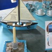 La décoration de Christelle : thème marin