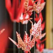 Thème de mariage asiatique/zen