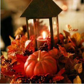 Thème de mariage sur l'automne : inspirations et idées