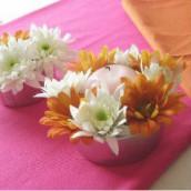 Esprit récup : des tartelettes fleuries