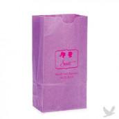 Le sac en papier personnalisé sweet (par 25)