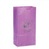Les sacs en papier personnalisé papillon