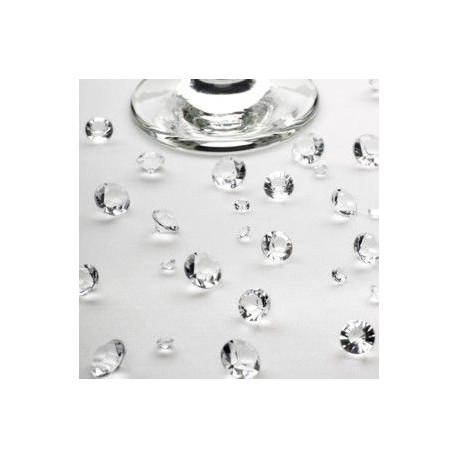 cristaux de table