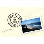 Les 12 cartes postales personnalisées