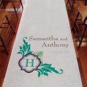 Le tapis d'église personnalisé lavish