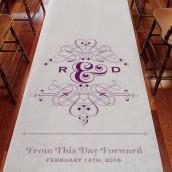 Le tapis d'église personnalisé fantaisie