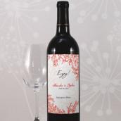 Les 8 étiquettes à bouteille de vin récif corail