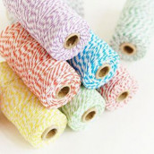La bobine de bakers twine 123m (8 coloris)