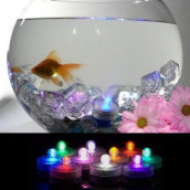La bougie led submersible (8 coloris)