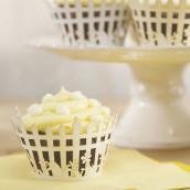Les 12 socles palissade pour cupcake