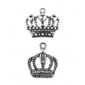 Les 12 pendentifs couronne