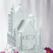La figurine de mariage château