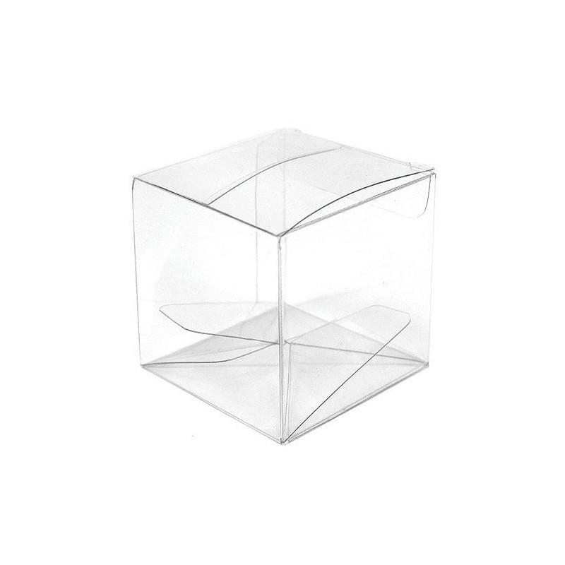 boite drag es transparente cube. Black Bedroom Furniture Sets. Home Design Ideas