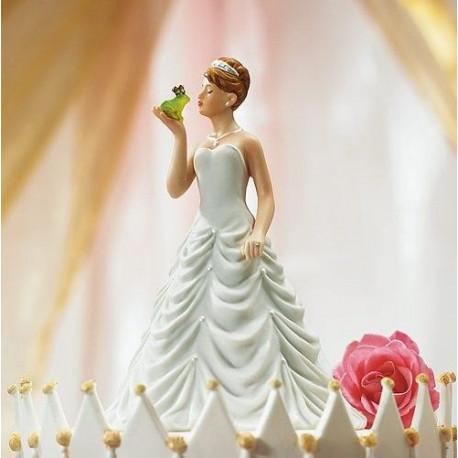 La Figurine De Mariage Princesse