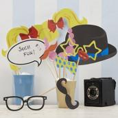 Le kit accessoire photobooth