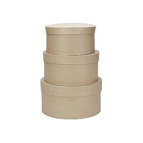 urne mariage boite ronde empilee. Black Bedroom Furniture Sets. Home Design Ideas