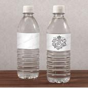 Les 10 étiquettes à bouteille sceau royal