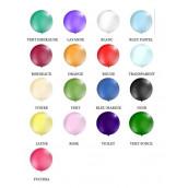 Le ballon rond géant (1 mètre)- 11 coloris
