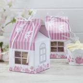 La boite à gâteau maison aux roses