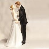 La figurine mariage cravate
