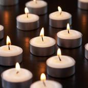 Les 10 bougies chauffe plat