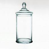 La bonbonnière en verre 35cm