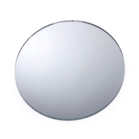 Miroir de table rond pour centre de table - Petit miroir rond pas cher ...
