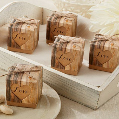 Great Wedding Gifts 2015 : Par article > Boites ? dragees > Bo?te ? dragees > La boite ? ...
