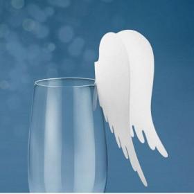 Le porte nom aile d'ange (par 10)