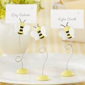 Les 6 marque-places abeilles