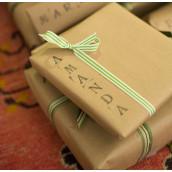 Idées pour l'emballage cadeau