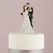 La figurine mariage prince et princesse
