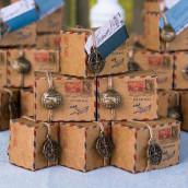 Les 10 boîtes à dragées air mail