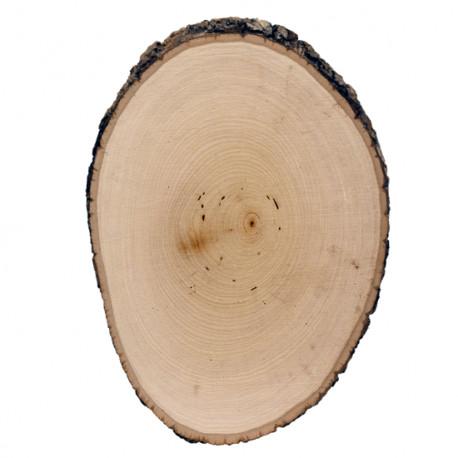 Rondin de bois deco de table rustique - Deco avec rondin de bois ...