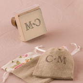 le tampon personnalis chic - Banderole Mariage Personnalise